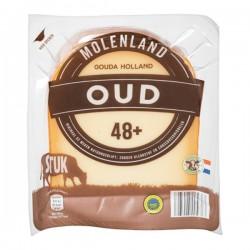 Molenland Goudse kaas Oud stuk 450 gram