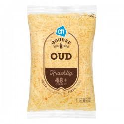 Huismerk Goudse kaas Oud geraspt 175 gram