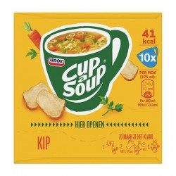 Cup-a-soup Kip 10-pak