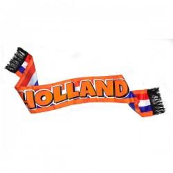 Oranje Holland voetbal sjaaltje