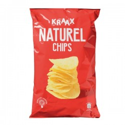 Kraak Chips Naturel 250 gram