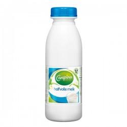 Campina Langlekker halfvolle melk 500 ml