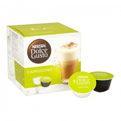Nescafé Dolce Gusto Cappuccino capsules