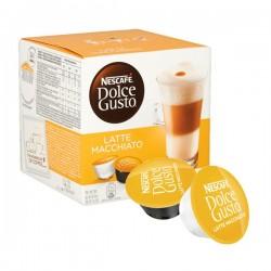 Nescafé Dolce Gusto Latte Macchiato capsules