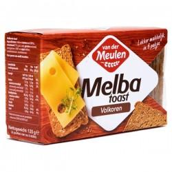 Melba toast volkoren 120 gram