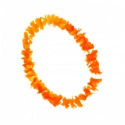 Oranje Hawaï krans