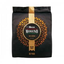 Moreno Koffiepads Mocca roast 36 stuks