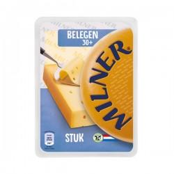 Milner Belegen kaas stuk 450 gram