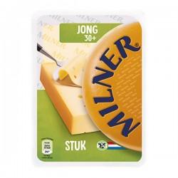Milner Jonge kaas stuk 450 gram