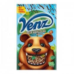 Venz rimboe beer hagelslag Melk-vanille 380 Gram