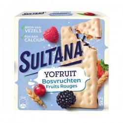 Sultana YoFruit Bosvruchten 5x2