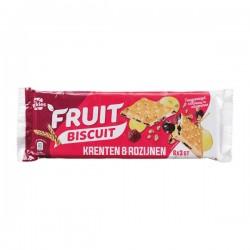 Huismerk Fruit biscuit Naturel 6x3