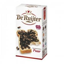 De Ruijter Chocolade vlokken Puur 300 gram