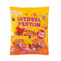 Snoepfabriek Tum tum 10 uitdeel zakjes