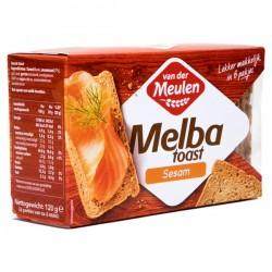 Melba toast sesam 120 gram