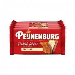 Peijnenburg Dubbel lekker naturel 5-pak