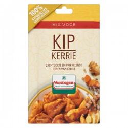 Verstegen Mix voor Kip kerrie zakje 35 gram