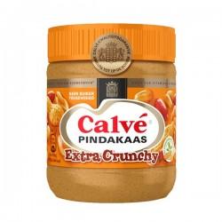 Calvé Pindakaas extra crunchy 350 Gram