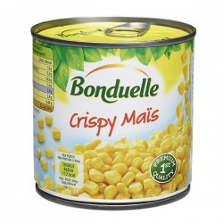 Bonduelle Crispy Mais 150 gram