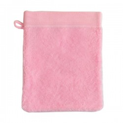 Luxe Washandje Licht Roze