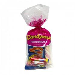 Candyman Verrassingszakje 50 gram