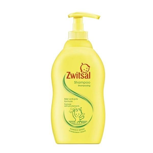 Zwitsal Shampoo XL met pomp 400 ml