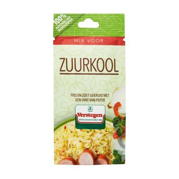 Verstegen Mix voor Zuurkool zakje 10 gram