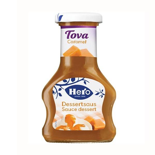Hero Tova Caramel dessert saus 125 ml