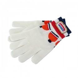 Unox handschoenen wit
