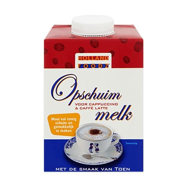 Holland Foodz Opschuim melk pak 500 ml