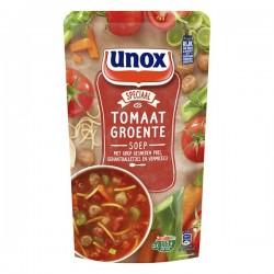 Unox soep in zak Tomaat-groentesoep 570 ml