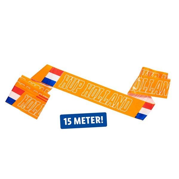 Oranje markeerlint Hup Holland