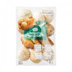 Huismerk mini Party broodjes 12 stuks