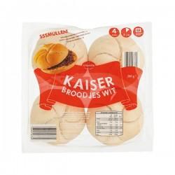 Huismerk Kaiser broodjes 4 stuks