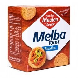 Melba toast naturel rondjes 110 gram