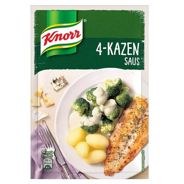 Knorr saus 4-kazen