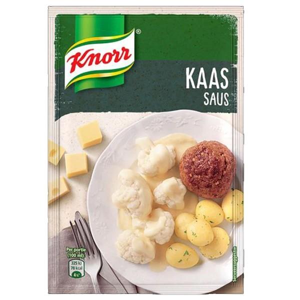 Knorr saus Kaas