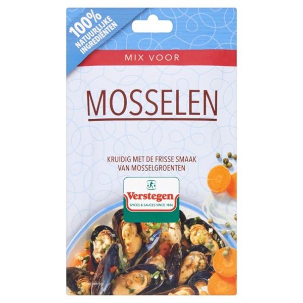 Verstegen Mix voor Mosselen 10 gram