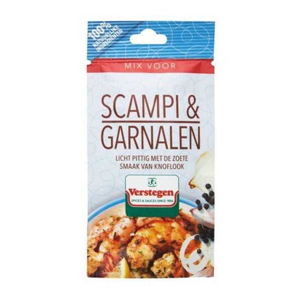 Verstegen Mix voor Scampi en garnalen 10 gram