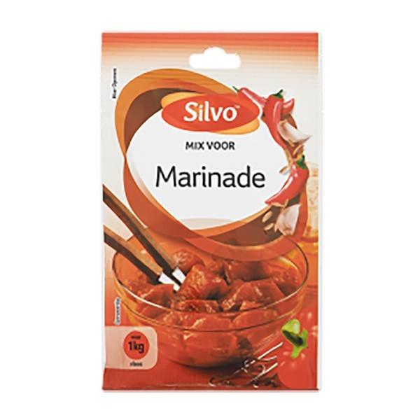 Silvo Mix voor Marinade zakje 25 gram