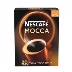 Nescafé Mokka oplos koffie 20 zakjes