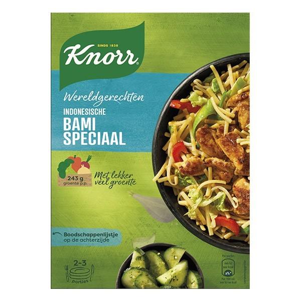 Knorr Wereldgerecht Indonesische Bami speciaal