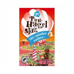 Albert Heijn hagelslag Puur minder suiker 250 gram