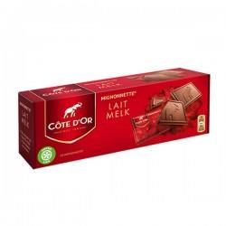 Côte d'Or Mignonnette melk 240 gram