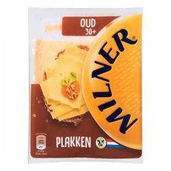 Milner Oude kaas plakken 175 gram