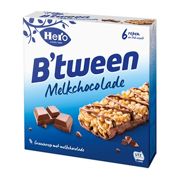 Hero B'tween Melkchocolade 6-pak