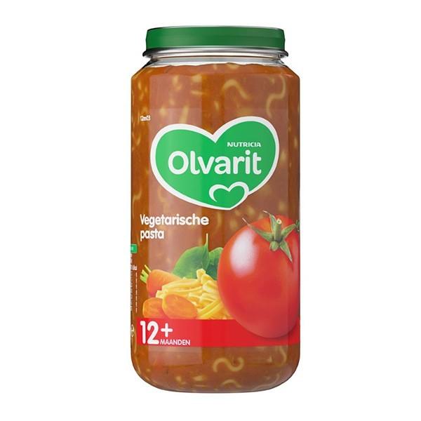 Olvarit Baby 12 maanden Vegetarische pasta 250 gram