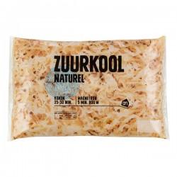 Huismerk Zuurkool naturel 500 gram