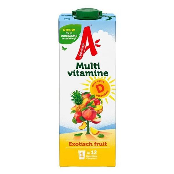 Appelsientje Multivitamientje Exotisch fruit 1 liter