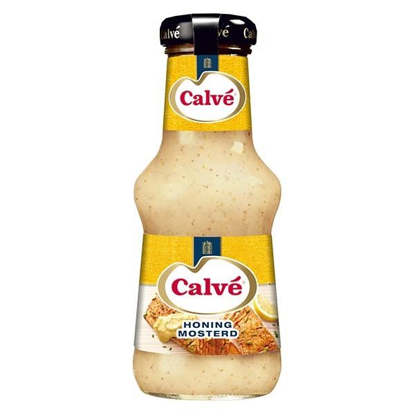 Calvé saus Honing-mosterd 250 ml